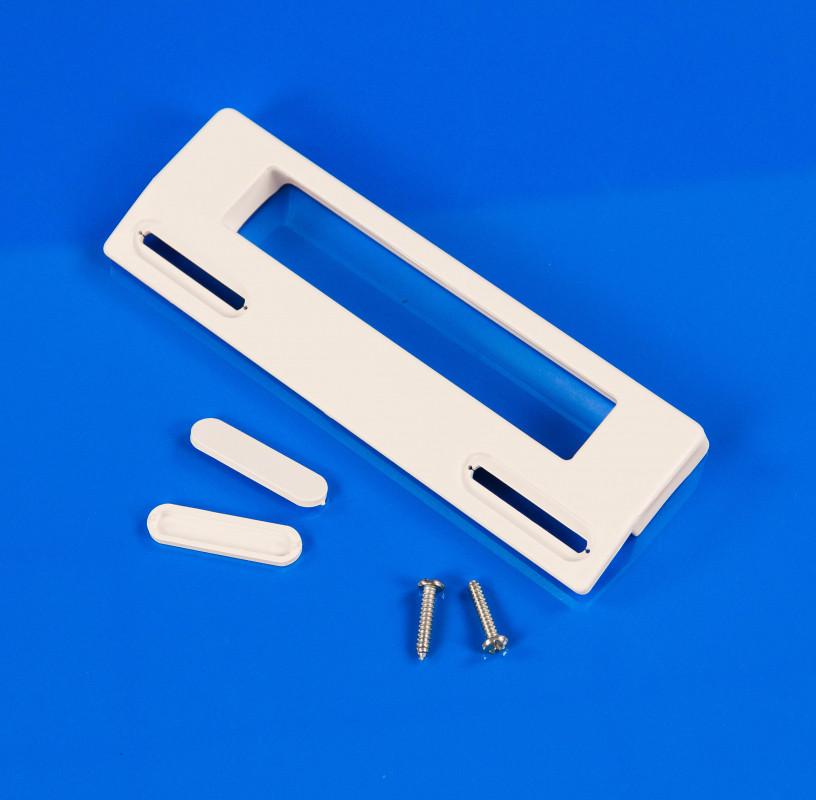 Универсальная ручка двери холодильника (крепление 89,5-172,5мм)