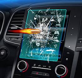 Защитное стекло для экрана мультимедиа (монитор,панель приборов) Renault Koleos Dokker, Duster,Espace,Fluence