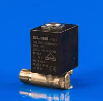 """Электромагнитный (соленоидный) угловой клапан парогенератора 1/8"""""""