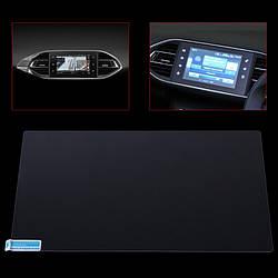 Защитное стекло для экрана мультимедиа (монитор,панель приборов) Peugeot 308 408 508 208 3008 5008 4008