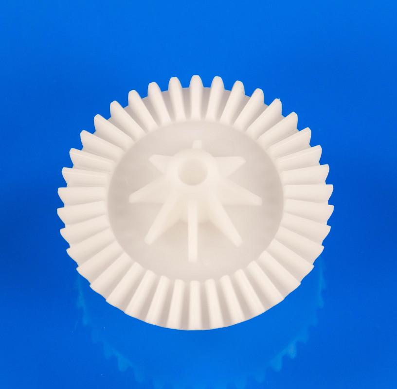 Шестерня коническая для кухонного комбайна Philips 52-76мм/38 зубьев