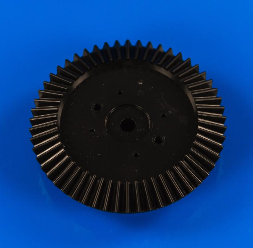 Шестерня 38/58-82 мм 17/54 зубьев для мясорубки Ротор
