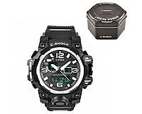 Часы наручные C-SHOCK GWG-1000A Black-Silver + BOX