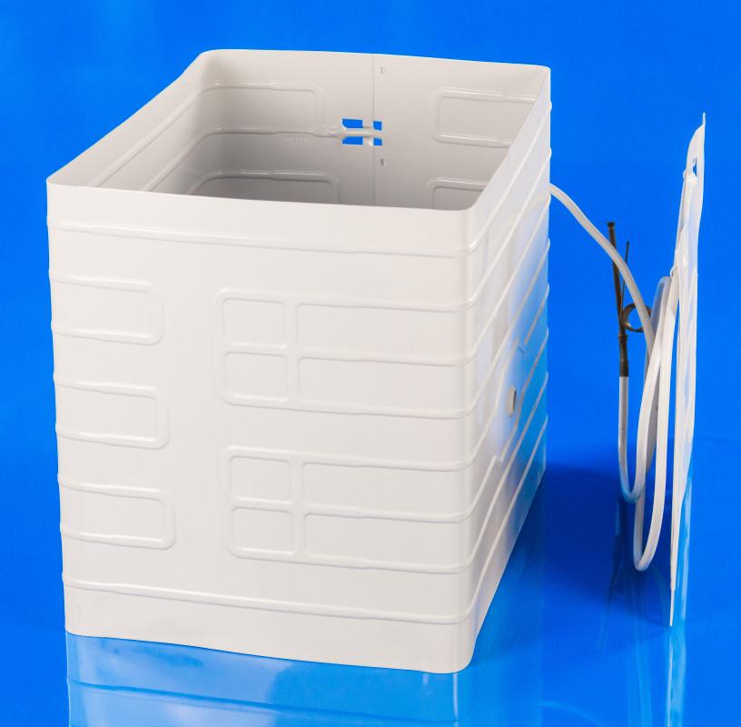 Испаритель для двухкамерного холодильника Nord-233