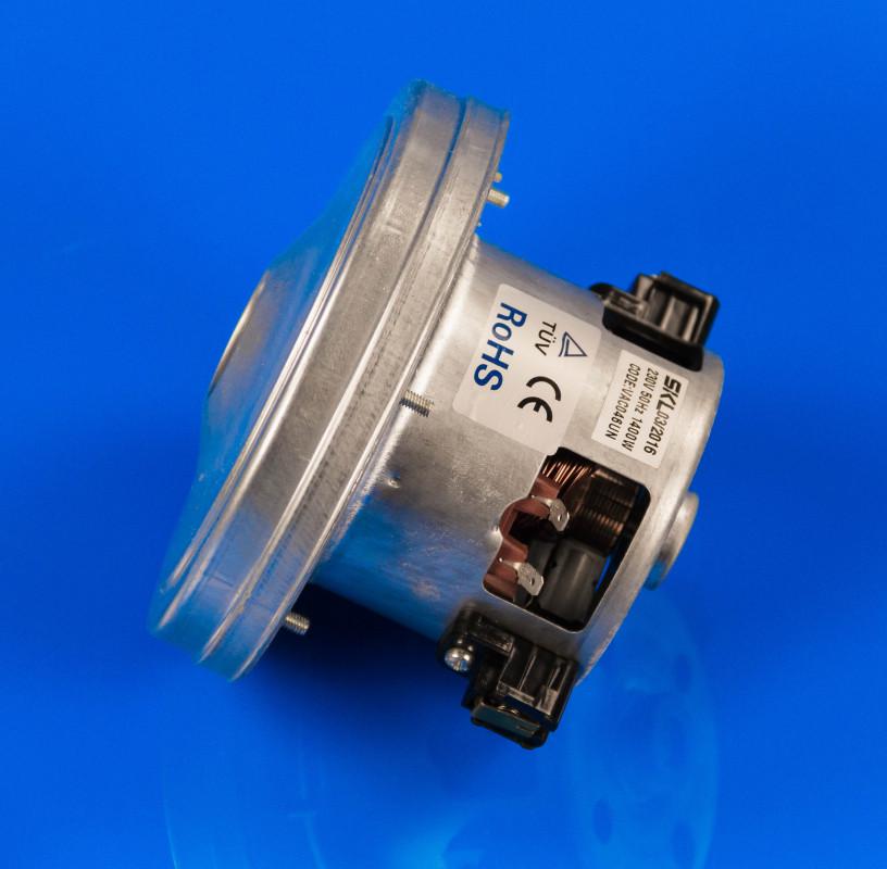 Мотор универсальный 1400 W 138 мм для пылесоса