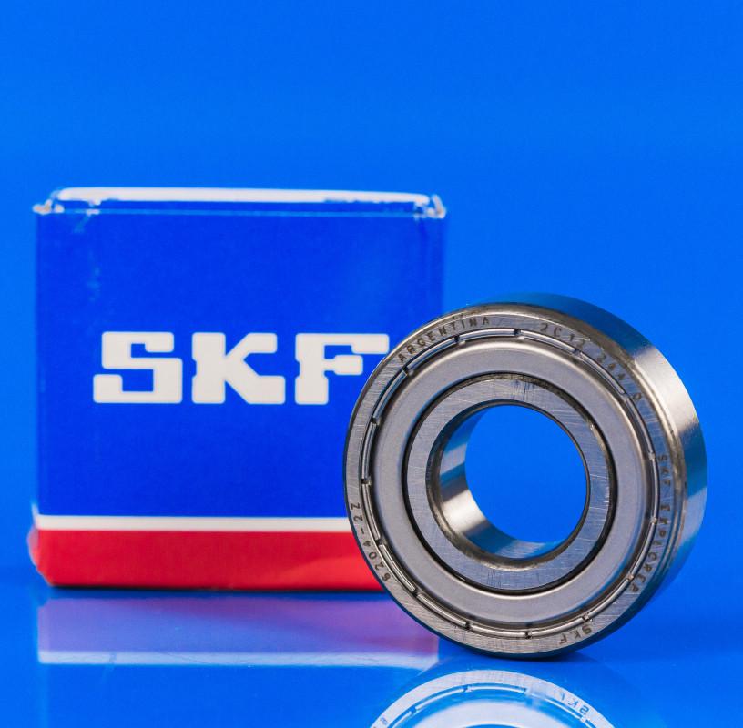 Фирменный подшипник SKF 204 zz
