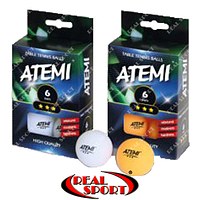 Теннисные Мячи Atemi 3*