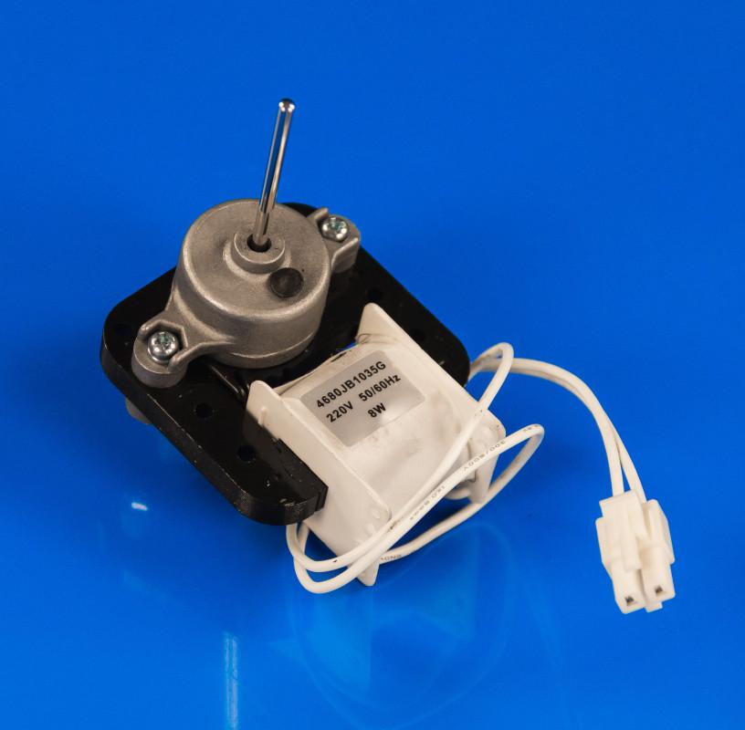 Мотор вентилятора обдува No-Frost LG 4680JB1035G (не оригинал)