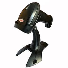 Якісний CCD дротовий сканер штрих-кодів з датчиком руху і стійкою AsianWell AW-9108A