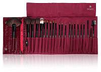 Подарок к Рождеству Набор кистей для макияжа SHANY Pro Brush Set Faux - 22 pc