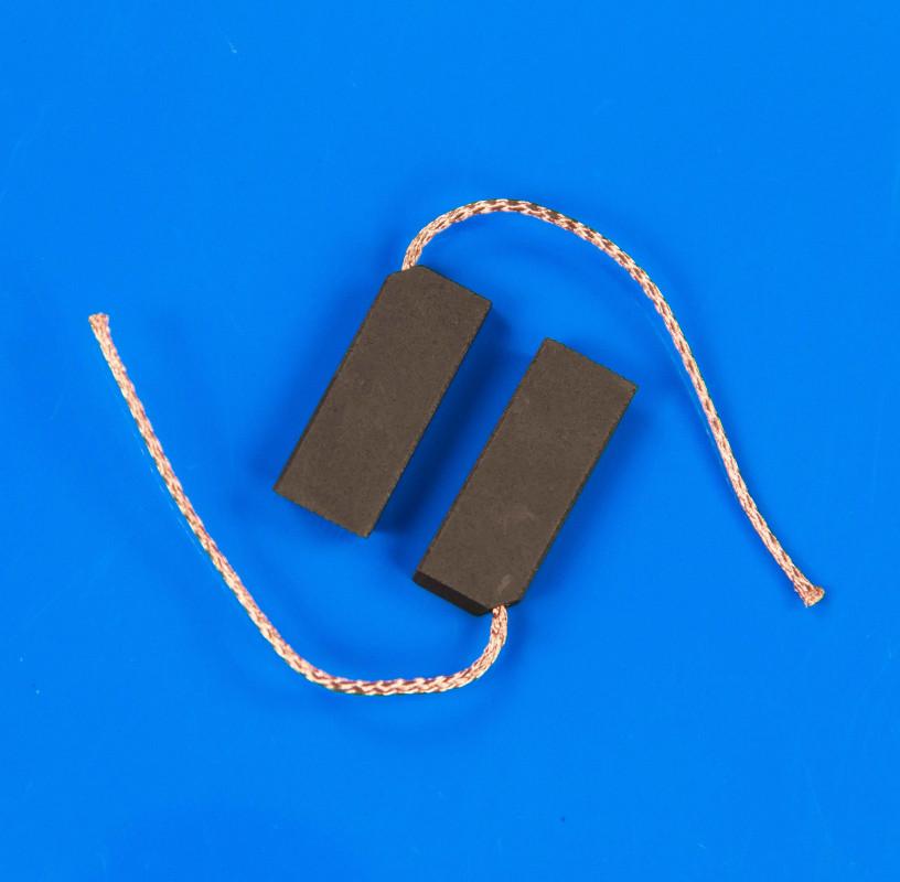Щетки угольные SKL 5*12,5*32 цельные, провод сбоку