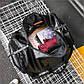 Дорожная Сумка из Искусственной Кожи Черная (HB21806), фото 2