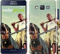 """Чехол на Samsung Galaxy A5 A500H GTA. Rottweiler """"847c-73"""""""