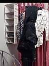 Спортивная Кофта Victoria's Secret PINK Premium College Full-Zip Full-Zip XS, Черная, фото 4