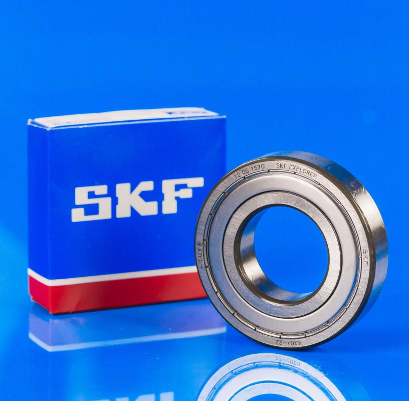 Подшипник SKF 207 zz Original