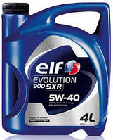 Масло моторное, ELF Evolution 900 SXR 5W40 (4 Liter)