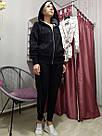 Спортивні Штани Victoria's Secret PINK Bling S, Чорний, фото 5