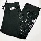 Спортивні Штани Victoria's Secret PINK Bling S, Чорний, фото 2