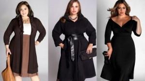 Женская одежда для пышных форм