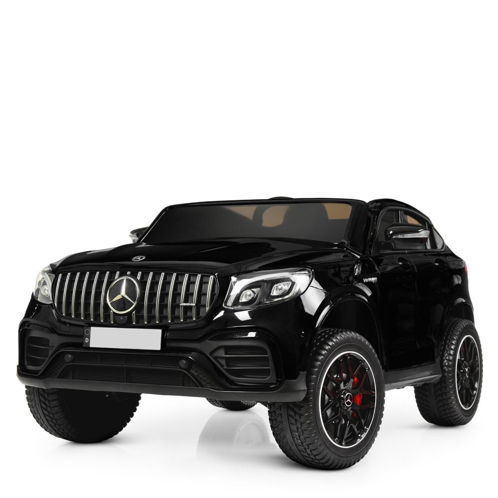 Детский электромобиль Mercedes лицензия M 4177EBLRS автопокраска