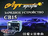 Зарядное устройство Луч-профи СВ-15, фото 3