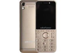 Мобильный телефон Ulefone A1 Gold 2SIM MediaTek MT6261M 2000 мАч