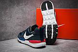 Кроссовки мужские 12583, Nike, темно-синие ( 44 45  )(найк)о, фото 4