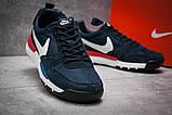 Кроссовки мужские 12583, Nike, темно-синие ( 44 45  )(найк)о, фото 5