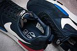 Кроссовки мужские 12583, Nike, темно-синие ( 44 45  )(найк)о, фото 6