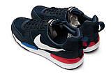 Кроссовки мужские 12583, Nike, темно-синие ( 44 45  )(найк)о, фото 8