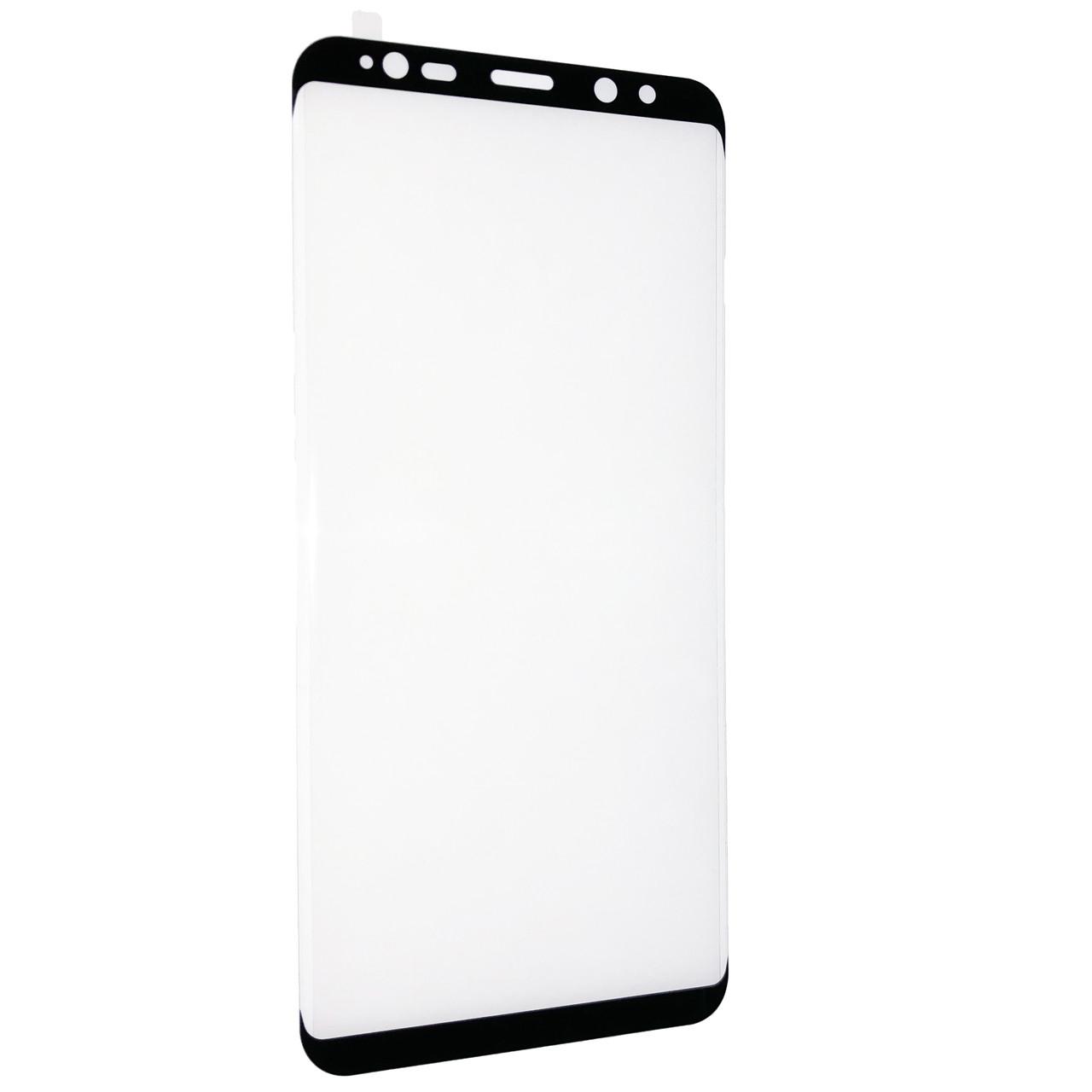 Защитное стекло 3D Free Edge Samsung N950 Galaxy Note 8 Черный