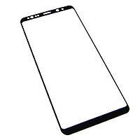 Защитное стекло 3D для Samsung G955F Galaxy S8 Plus Черный