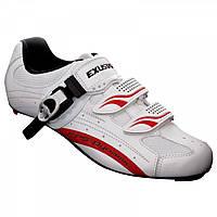 Обувь EXUSTAR Road SR403 размер 42, белые