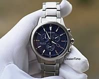 Citizen AT2340-56L Eco-Drive Titanium Chronograph