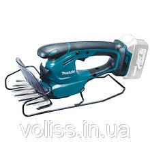 Аккумуляторные ножницы для травы Makita DUM168Z