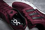 Кроссовки мужские Adidas Climacool, бордовые (13086) размеры в наличии ► [  43 (последняя пара)  ], фото 6