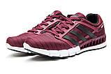 Кроссовки мужские Adidas Climacool, бордовые (13086) размеры в наличии ► [  43 (последняя пара)  ], фото 7