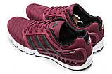 Кроссовки мужские Adidas Climacool, бордовые (13086) размеры в наличии ► [  43 (последняя пара)  ], фото 8