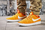 Кроссовки мужские Nike , желтые (2470-4) размеры в наличии ► [  41 (последняя пара)  ], фото 2