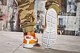 Кроссовки мужские Nike , желтые (2470-4) размеры в наличии ► [  41 (последняя пара)  ], фото 3