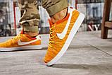 Кроссовки мужские Nike , желтые (2470-4) размеры в наличии ► [  41 (последняя пара)  ], фото 4