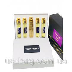 Набор мини-парфюма Tom Ford Cafe Rose 5х11ml
