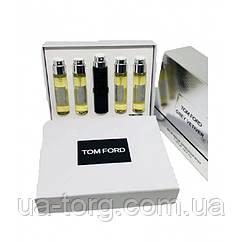 Набор мини-парфюма Tom Ford Grey Vetiver 5х11ml