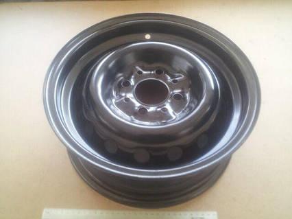 Диск колесный ВАЗ 2103, АвтоВАЗ (13Н2х5.0J 4x98 58.6 ET29) черный