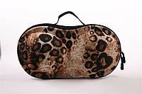 Органайзер сумочка для бюстиков без сеточки Леопардовый, фото 1