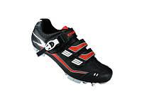 Обувь EXUSTAR MTB SM326  размер 43, черный