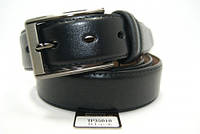 Ремень брючный кожаный классический ALON, фото 1