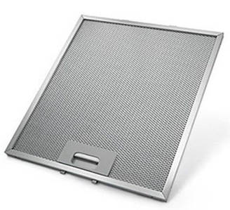 Алюминиевый жировой фильтр для вытяжки 260x210mm