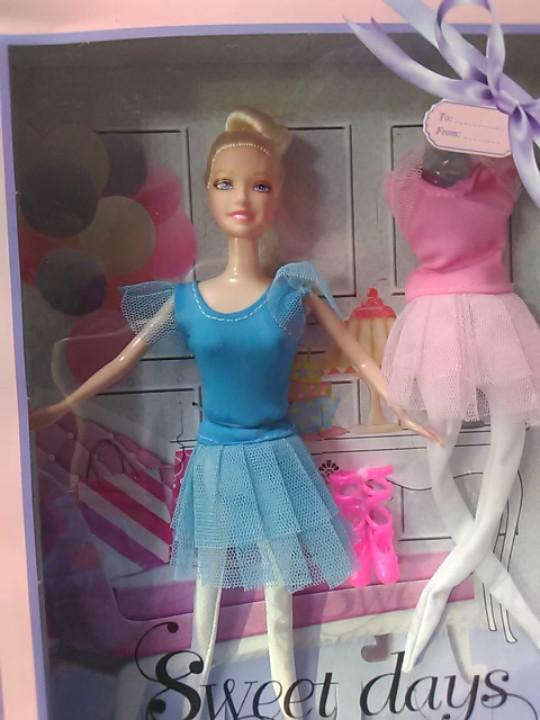 Кукла Defa Lucy балерина
