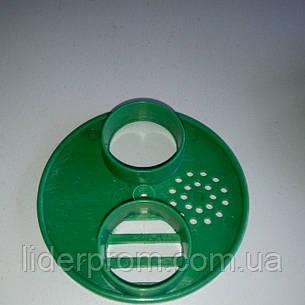 Загороджувач льотковий  круглий з прильотною поверхнею., фото 2